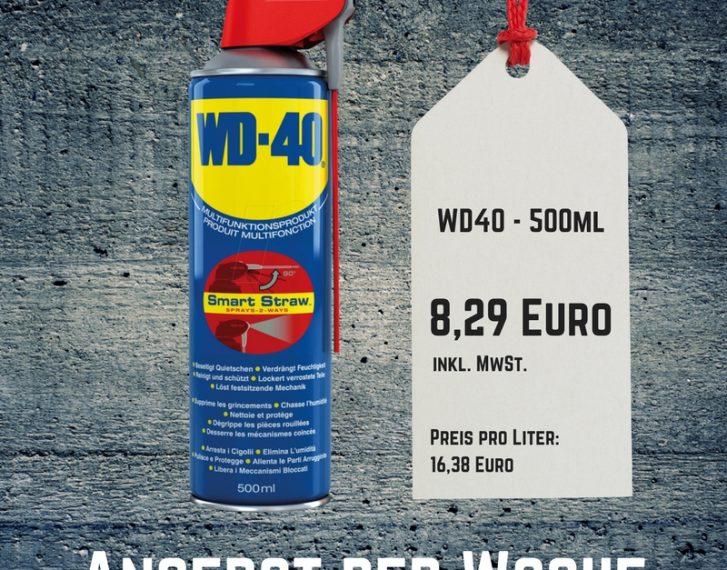 WD40 Angebot